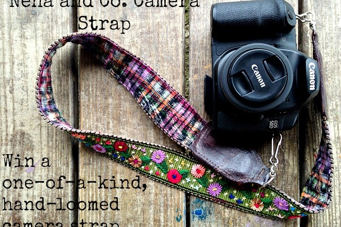 Nena & Co. Camera Straps: A Review