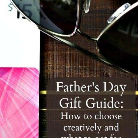 Father's Day Gift Buying Guide. How to choose creatively and what to choose for the Dad in your life. #JCP #Sponsored #jcpambassador