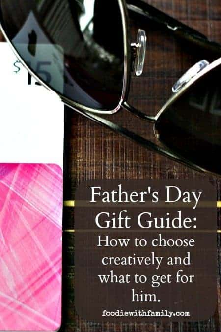 Father's Day Gift Buying Guide. How to choose creatively and what to choose for the Dad in your life. #JCP #Sponsored