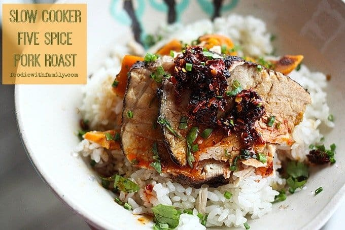 Slow-Cooker Five Spice Pork Roast with Sweet Potatoes foodiewithfamily ...