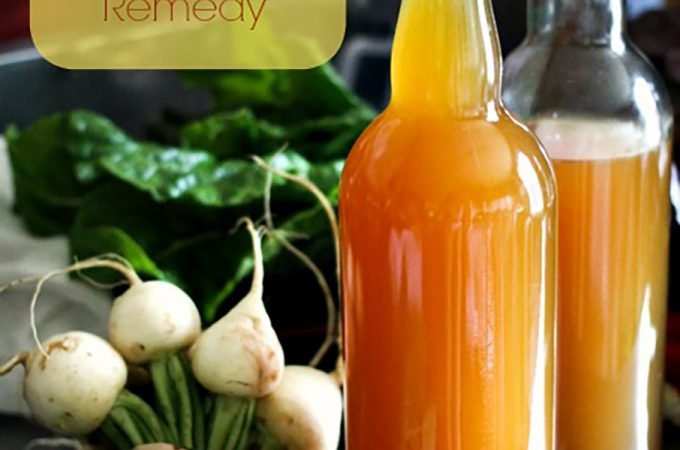 Fire Cider: Health Tonic and Homeopathic Remedy