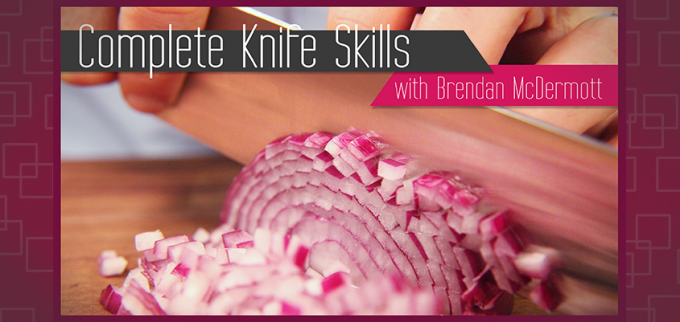 Complete Knife Skills course from Craftsy and foodiewithfamily.com