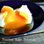 How to perfectly poach an egg from foodiewithfamily.com
