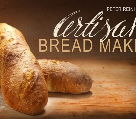Peter Reinhart Artisan Bread Making Course from Craftsy and foodiewithfamily.com