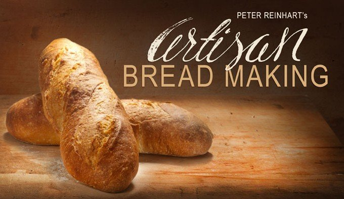 Giveaway: Artisan Bread Baking class with Peter Reinhart!
