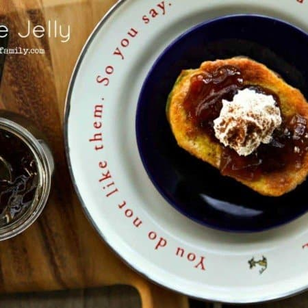 Coffee Jelly {the ultimate hostess gift} on Simple French Toast from foodiewithfamily.com