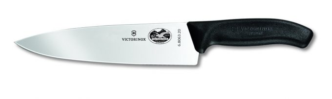 Must-Have Kitchen Item #4: Chef' Knife on foodiewithfamily.com