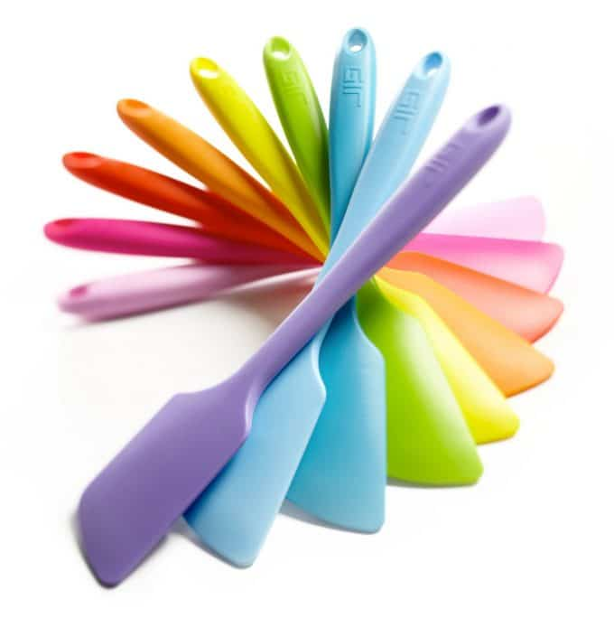 Must-Have Kitchen Item #11: silicone spatulas. From foodiewithfamily.com