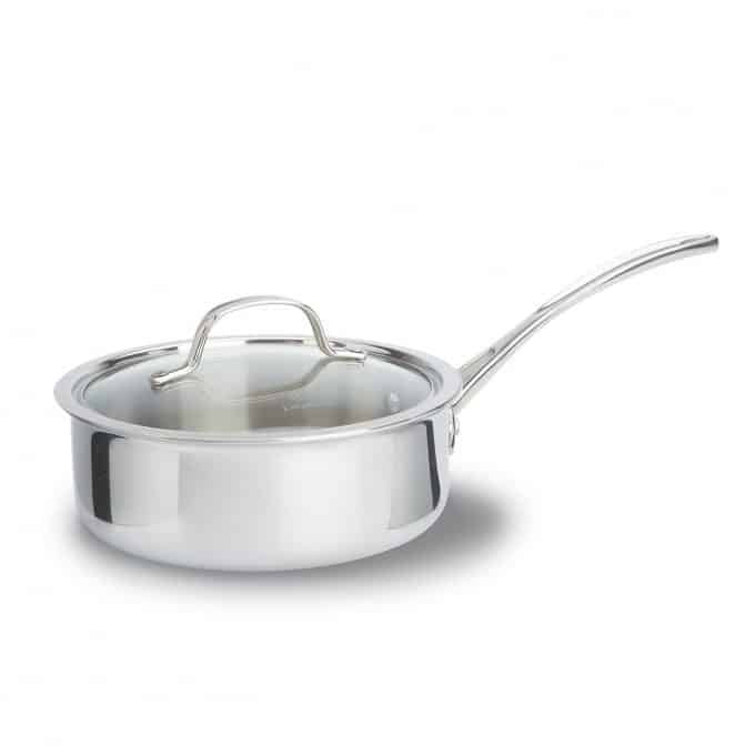 Kitchen Must-Have Item #14: Stainless Steel Saucepan from foodiewithfamily.com