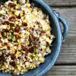Slow-Cooker Black-Eyed Pea Dip with Corn and Bacon