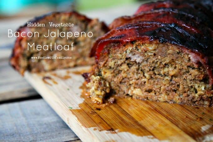 Make sandwiches with Barbecue Bacon Wrapped Jalapeno Meatloaf from foodiewithfamily.com