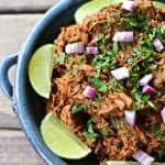Slow-Cooker Copycat Chipotle Barbacoa Shredded Beef
