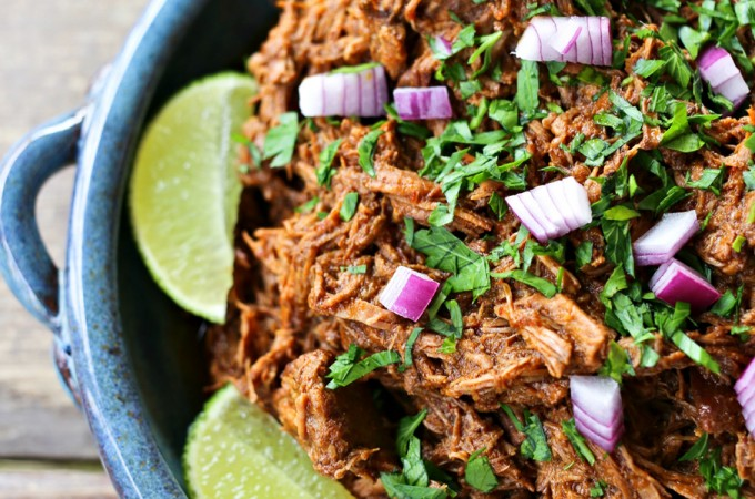 Slow-Cooker Copycat Chipotle Barbacoa Recipe