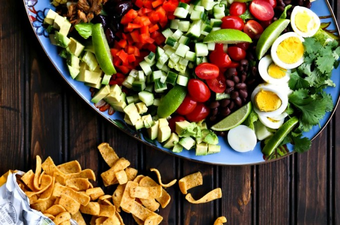 Tex-Mex Cobb Salad