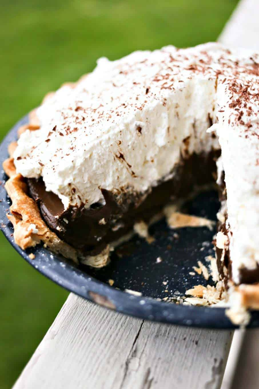 Cream her lick pie