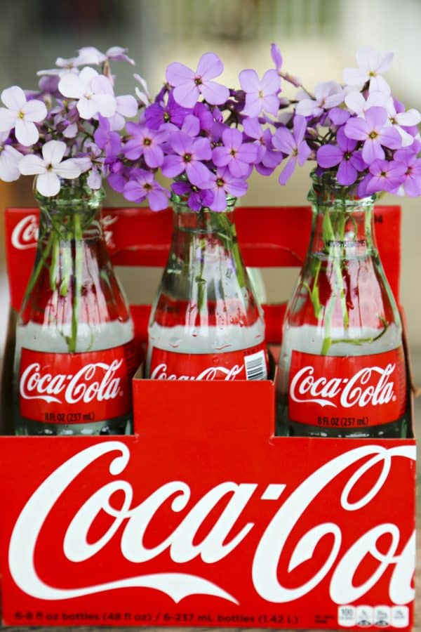 Decorating with Coca-Cola and Bold Chipotle Coca-Cola Barbecue Sauce from foodiewithfamily.com