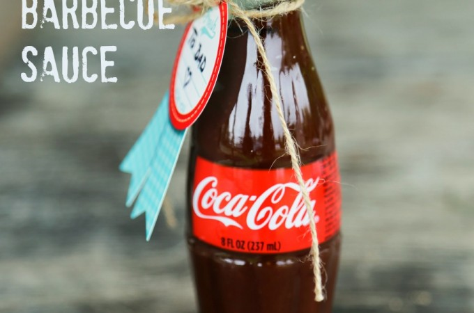 Bold Chipotle Coca-Cola Barbecue Sauce from foodiewithfamily.com