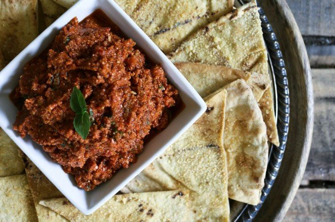 Best Easy Sun Dried Tomato Pesto Dip