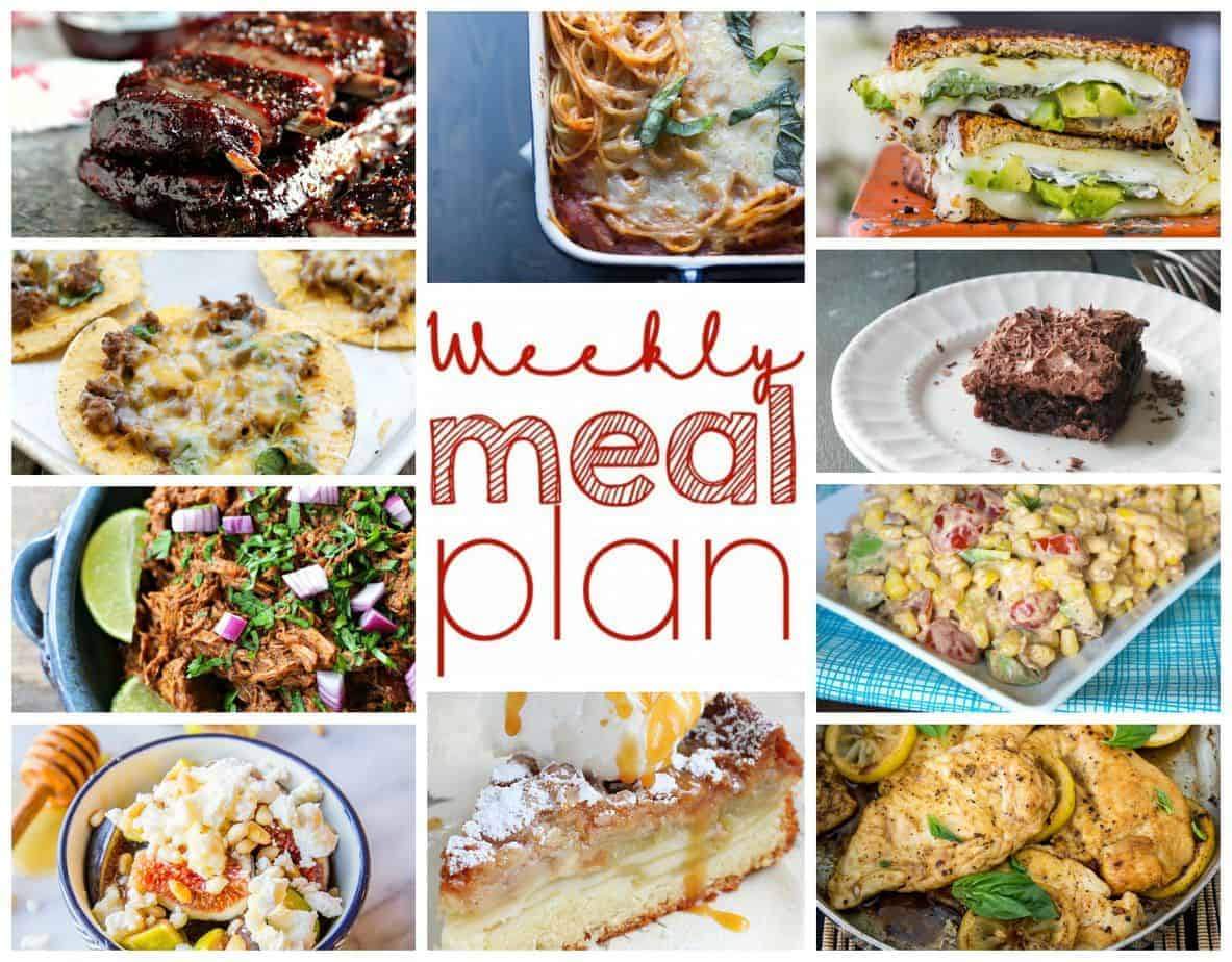 easy meal plan week of august 31st to september 6th foodie with