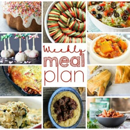 Easy Meal Plan Week 22 from foodiewithfamily.com and friends