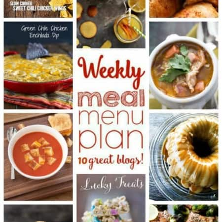 Easy Meal Plan Week 29 foodiewithfamily.com