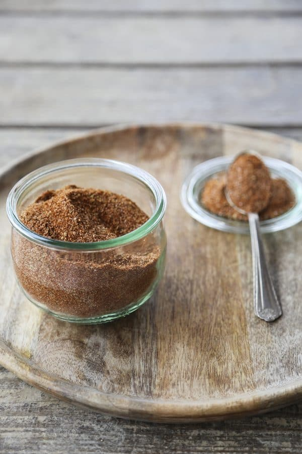 Spicy Taco Seasoning is simple and worlds tastier than commercial mixes. foodiewithfamily.com