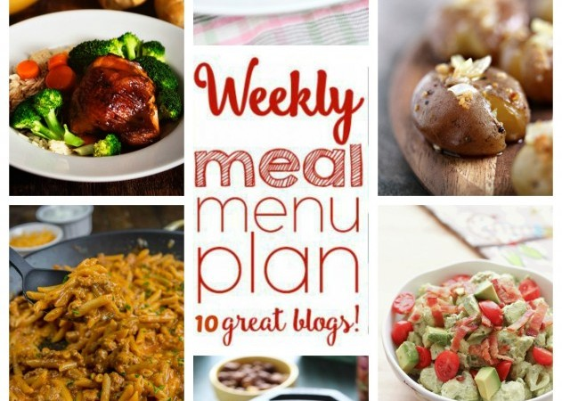 Easy Meal Plan February 15 – 21