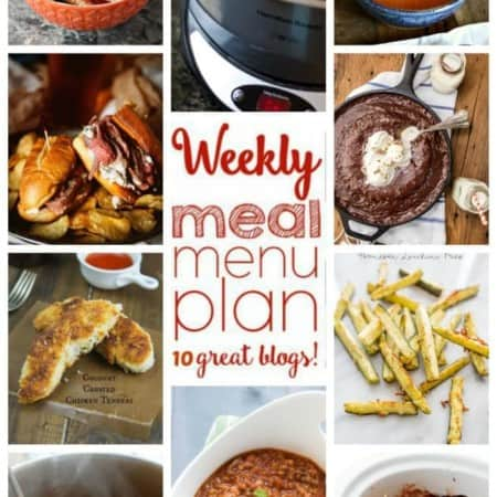 Easy Meal Plan Week 32 from foodiewithfamily and friends.