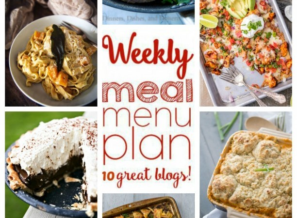Easy Meal Plan February 29 – March 6