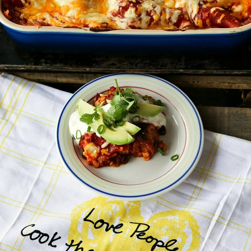 Easy TexMex Lasagna from foodiewithfamily.comEasy TexMex Lasagna from foodiewithfamily.com