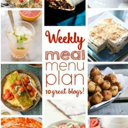 Easy Meal Plan Week 35 from Foodiewithfamily and friends