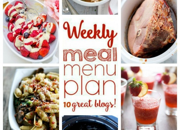 Easy Meal Plan March 14 – 20