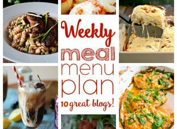 Easy Meal Plan April 25 – May 1