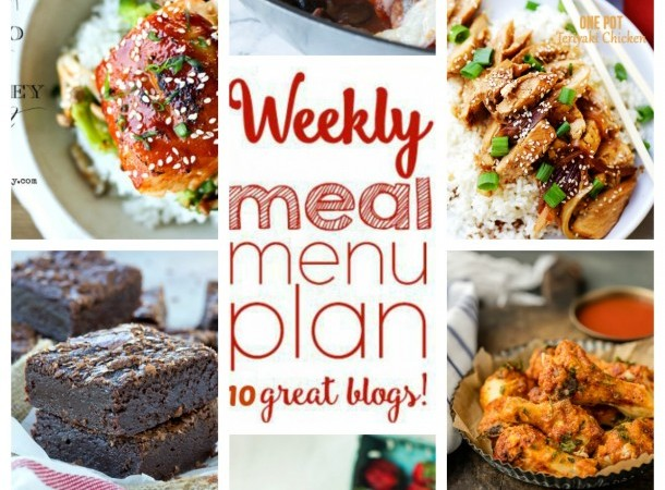 Easy Meal Plan April 18 – 24