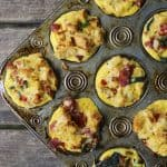 Ham and Egg Muffin Cups from foodiewithfamily.com