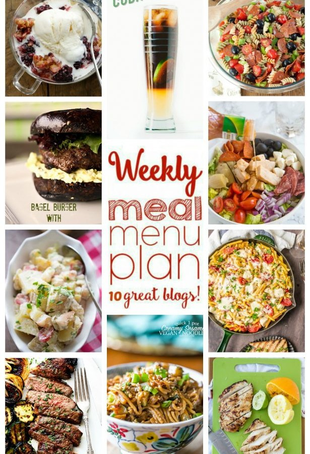 Easy Meal Plan Week 49 from foodiewithfamily and friends.