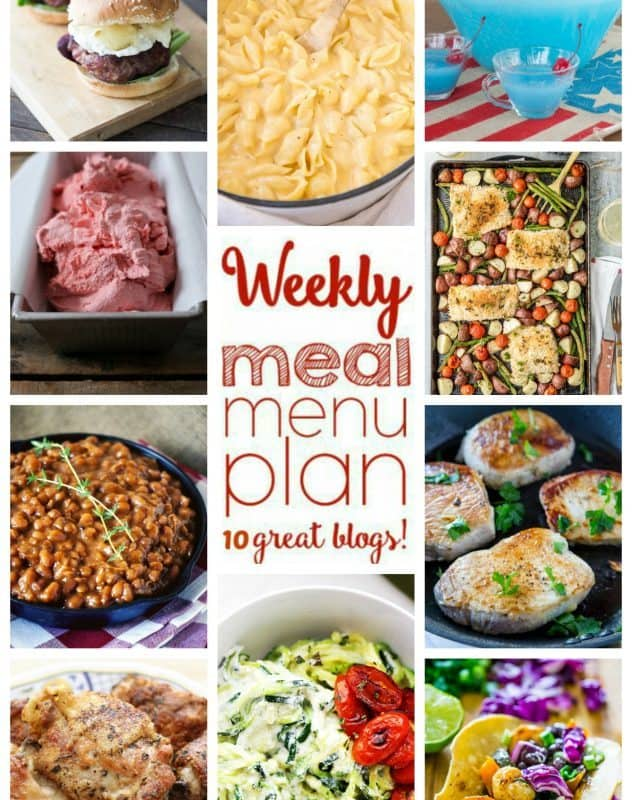 Easy Meal Plan Week 47 from foodiewithfamily.com and friends.