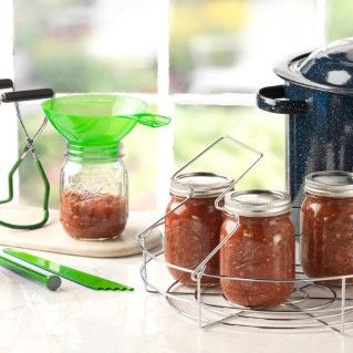 Ball Enamel Canning Kit Giveaway and Easy Meal Plan Week 58
