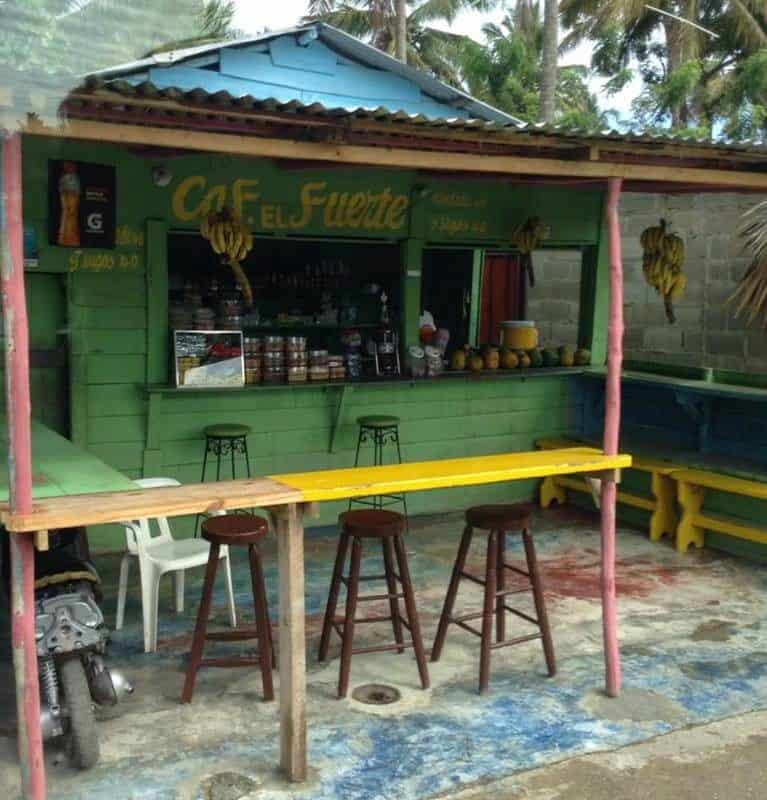 Cafe Dominican Republic Aidan Lindamood Photography