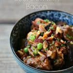 Best Slow-Cooker Beef Stew with Bacon from foodiewithfamily.com