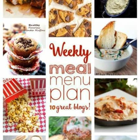 Easy Meal Plan Week 61