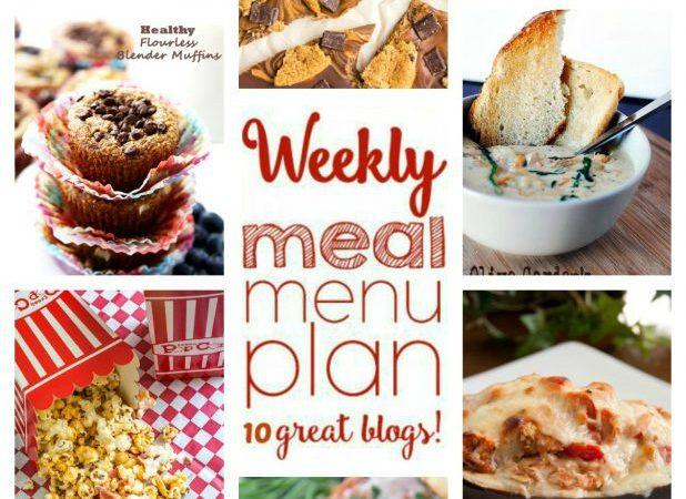 Easy Meal Plan Week 61