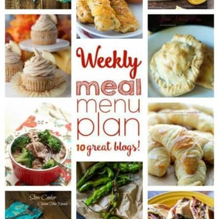 Easy Meal Plan Week 64 from foodiewithfamily and friends.