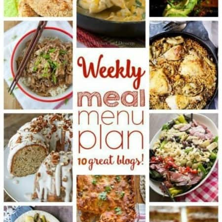 Easy Meal Plan Week 66 with foodiewithfamily and friends.