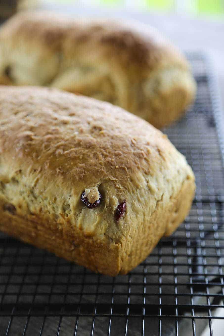 Muesli Toasting Bread - Granola Bread
