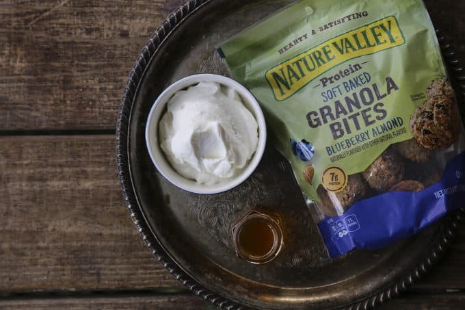 Nature Valley Soft Baked Protein Granola Bites from foodiewithfamily.com