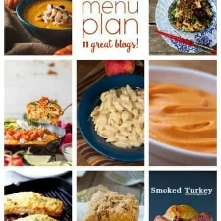 Easy Meal Plan Week 71 from foodiewithfamily and friends!