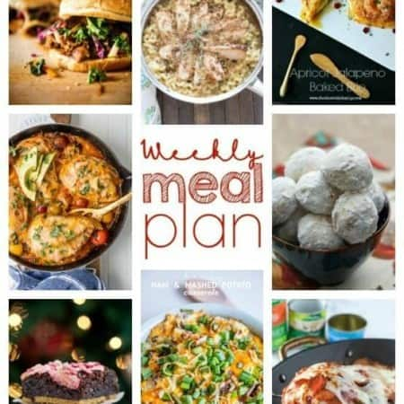 Easy Meal Plan Week 72 from foodiewithfamily and friends.