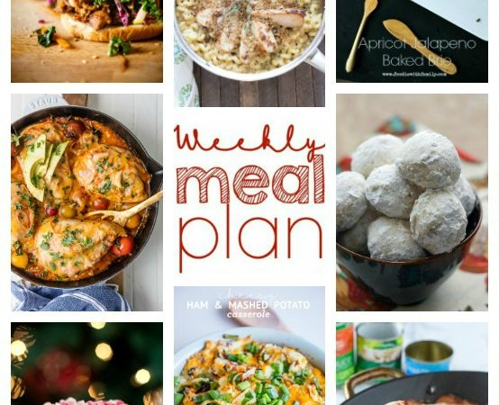 Easy Meal Plan Week 72