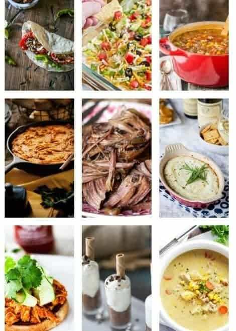 Easy Meal Plan Week 76 from foodiewithfamily and friends.